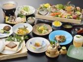 味覚の秋に相応しい内容の、饗宴の膳【秋】